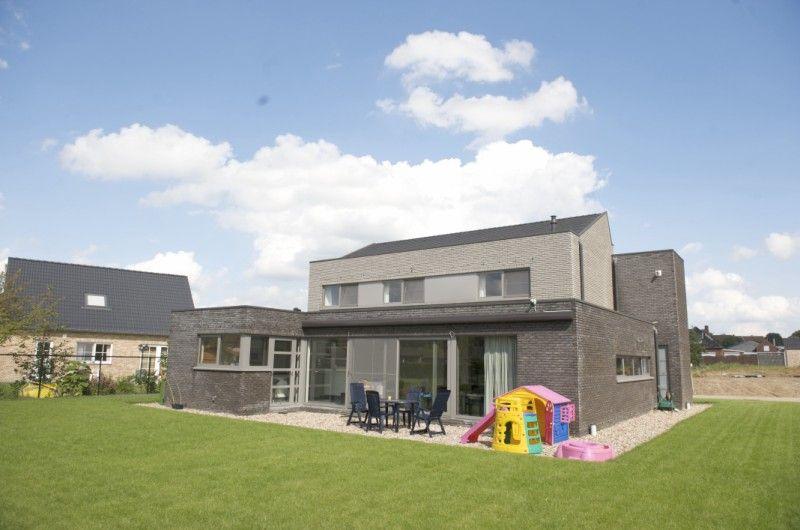 Nieuwbouw bouwwerken jacobs loix bouwbedrijf aannemer - Zie in het moderne huis ...